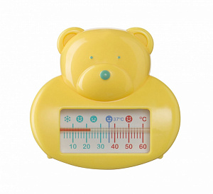 Термометр для воды HAPPY BABY BATH THERMOMETER - Kiddymart.com